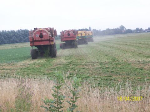 A picture of farming in the Parish